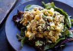 Curry Turkey Salad Recipe