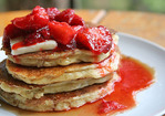Dee&#x27;s Oatmeal Pancakes Recipe