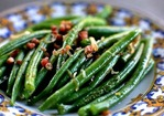 Green Beans with Shallots and Pancetta Recipe