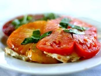 Tomato-mozarella-salad