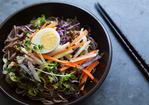 Korean Spicy Cold Noodles Recipe
