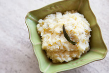 Mashed Potatoes with Brown Butter, Goat Cheese, and Sage Recipe