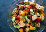 Panzanella Bread Salad Recipe