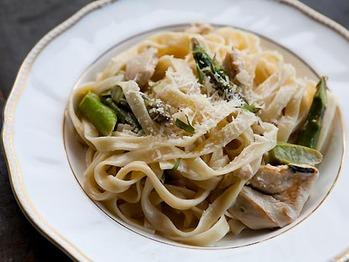 Chicken-asparagus-pasta