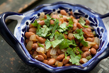 Pinto Beans with Bacon and Jalapeños Recipe