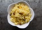 Saffron Rice Pilaf Recipe