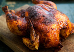 Smoked Paprika Roasted Chicken Recipe