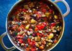 Spicy Vegetarian Chili Recipe