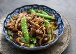 Sweet and Spicy Mushroom Stir Fry Recipe