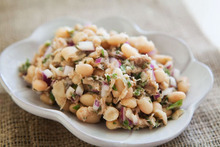 White Bean and Tuna Salad Recipe