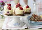 Raspberry cheesecake cupcakes Recipe
