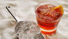 Cherry negroni Recipe