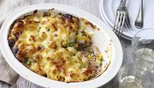 Tuna pasta bake Recipe