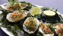 Oysters Vietnamese-style Recipe