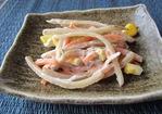 Crunchy Burdock Salad Recipe