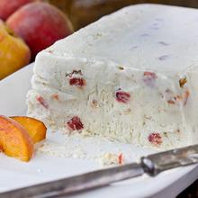Recipe: Peaches and Cream Semifreddo  Recipes from The Kitchn Recipe