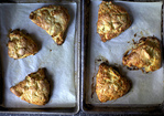 apple and cheddar scones Recipe
