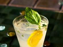 Xanadu Cocktail: Basil and Grapefruit Recipe