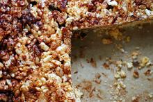 caramelized brown butter rice krispie treats Recipe
