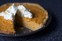 sweet potato buttermilk pie Recipe