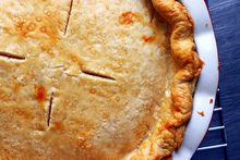 pie crust 102: all butter, really flaky pie dough Recipe