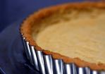 the great unshrinkable sweet tart shell Recipe