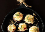 Savory Cheesy Stuffed Mushrooms Recipe
