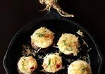 Savory Cheesy Stuffed Mushrooms Recipe
