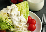 Homemade Blue Cheese Dressing Recipe
