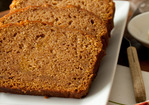 Butternut Squash Bread Recipe