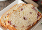Fresh Strawberry Cream Cheese Bread Recipe