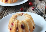 Orange Cranberry Mini Bundts Recipe