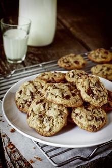 Savory Sweet Life's Chocolate Chip Cookies Recipe