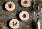Spiced Linzer Cookies Recipe