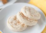 Chewy Lemon Sugar Cookies Recipe