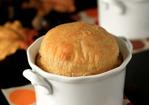Individual Turkey Pot Pies Recipe