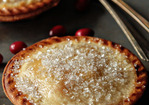 Pear and Cranberry Individual Pies Recipe