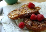 Crunchy Challah French Toast Recipe