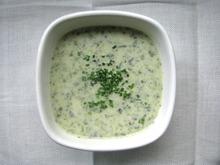 Chilled Watercress Soup Recipe