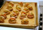 sundried tomato stuffed mushrooms Recipe