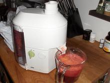 mango margaritas + blood orange martinis Recipe