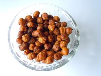 Crispy Roasted Chickpeas Recipe from Food52 on FoodPair