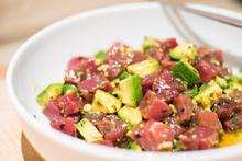 Maui Avocado & Tuna Poke Recipe