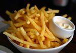 Perfect Pub Fries with Smokey Spicy Aioli Recipe