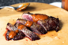 charred pepper steak sauce Recipe