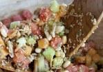 Susan Feniger's Burmese Gin Thoke Melon Salad Recipe