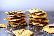 spelt everything crackers Recipe
