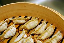 vegetable dumplings Recipe