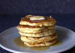 sweet corn pancakes Recipe