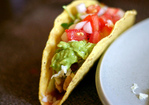chicken tacos + salsa fresca Recipe